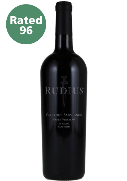2014 Rudius Cabernet Sauvignon Panek Vineyard 750Ml