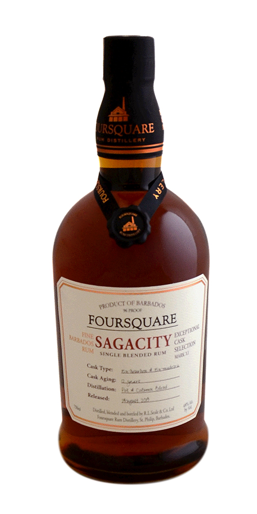 Foursquare Sagacity Rum 750ml