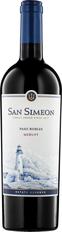 2015 San Simeon Paso Robles Merlot 750ml