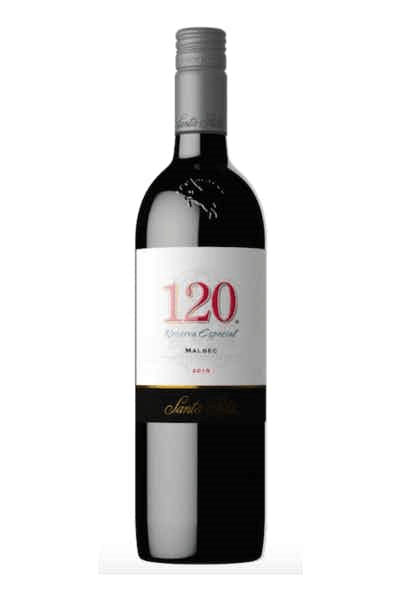 Santa Rita 120 Malbec 750ml NV
