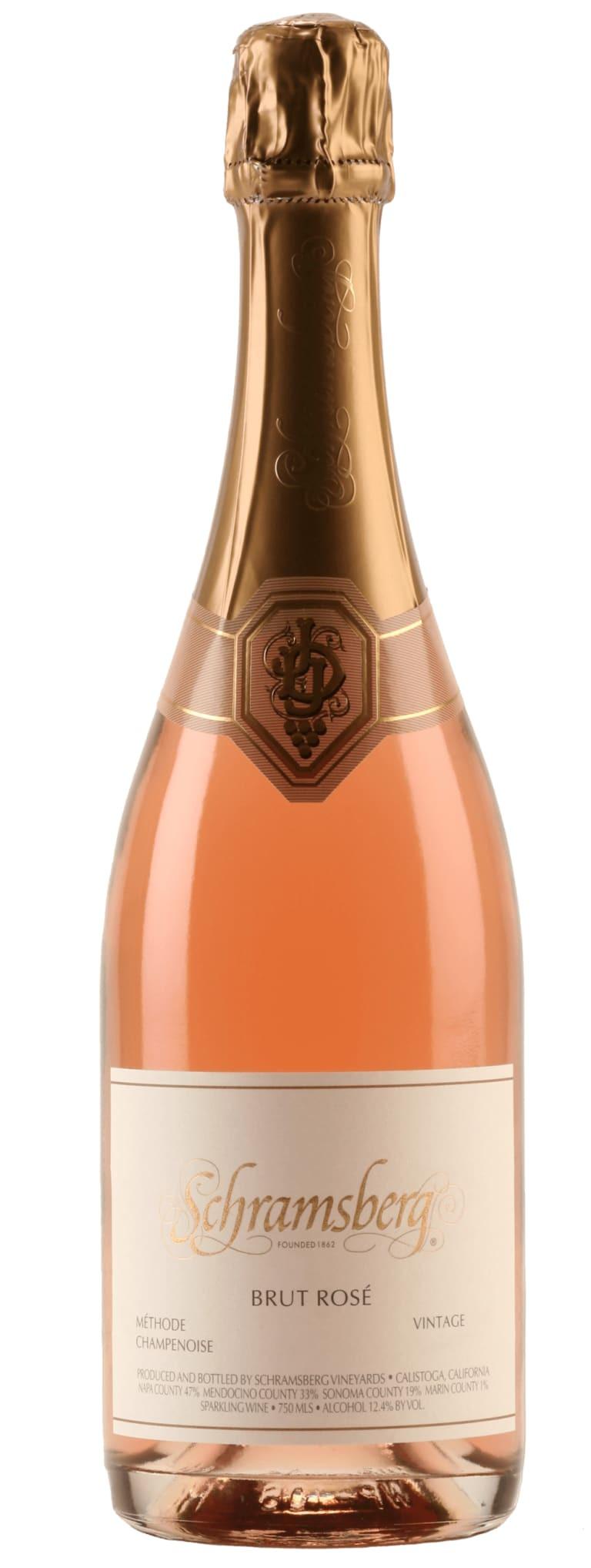2017 Schramsberg Brut Rose 750ml