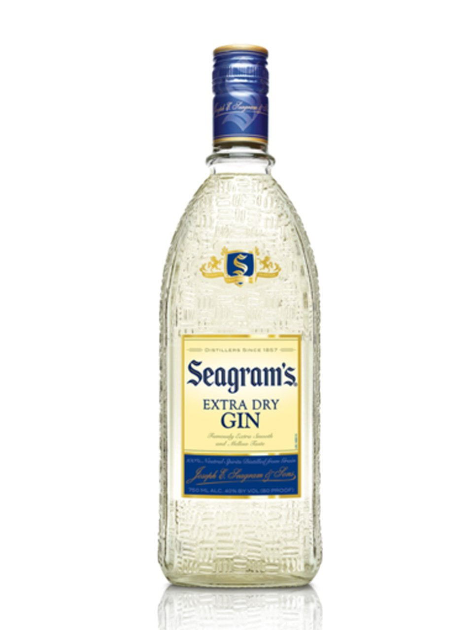 Seagram's Gin 1L