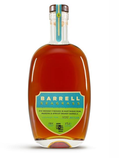 Barrel Craft Seagrass 750ml