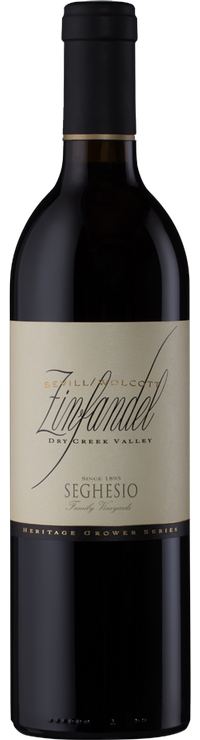 2015 Seghesio Old Vine Zinfandel 750ml