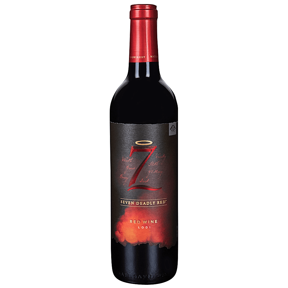 2016 Seven Deadly Red 750ml