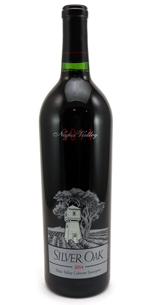 2014 Silver Oak Napa Valley Cabernet Sauvignon 750Ml