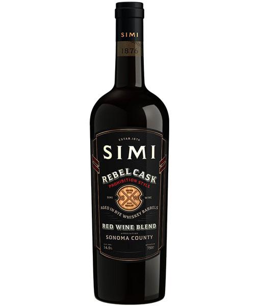 2016 Simi Rebel Cask Red Blend 750ml