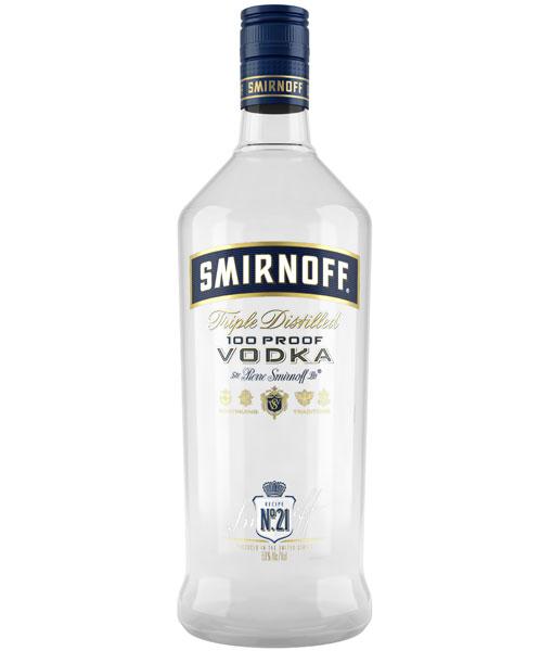 Smirnoff 100 Proof Vodka 1.75L