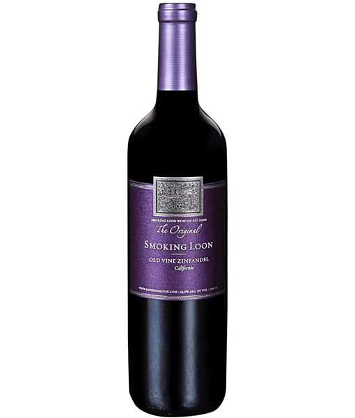 2016 Smoking Loon Old Vine Zinfandel 750ml