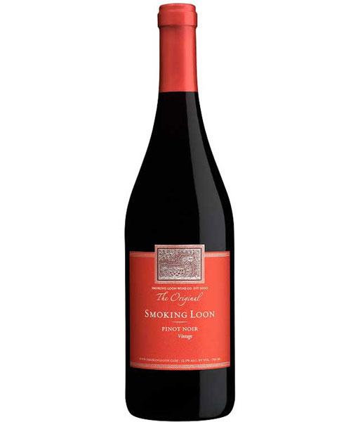 2017 Smoking Loon Pinot Noir 750ml