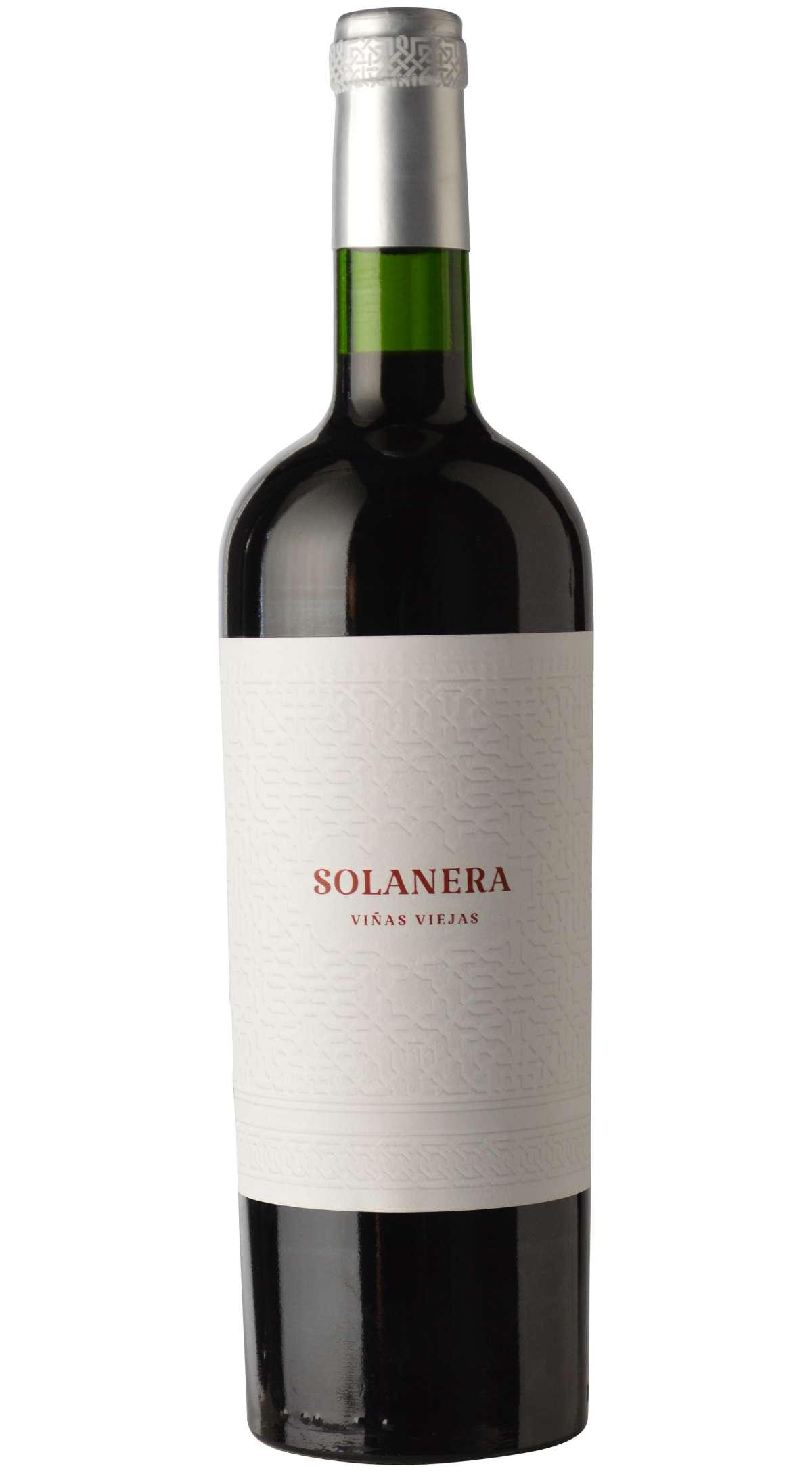 2017 Bodegas Castano Solanera 750ml