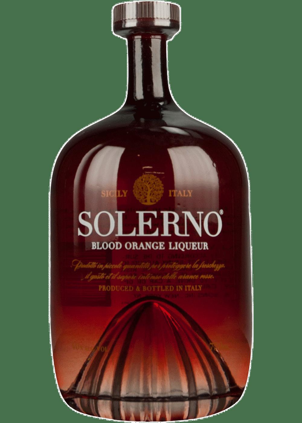 Solerno Blood Orange 750Ml