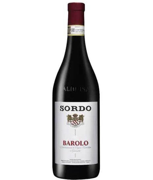 2013 Sordo Barolo 750ml