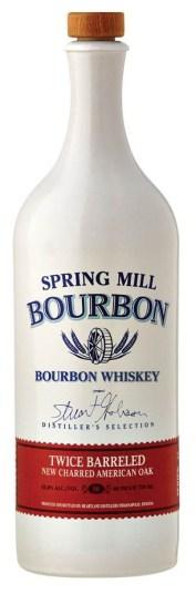 Spring Mill Bourbon 750Ml