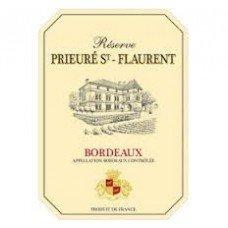 2018 Reserve Prieure St. Flaurent Red Bordeaux 750ml