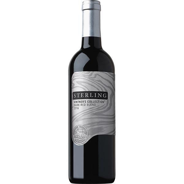 Sterling Vinters Collection Dark Red Blend 750ml NV