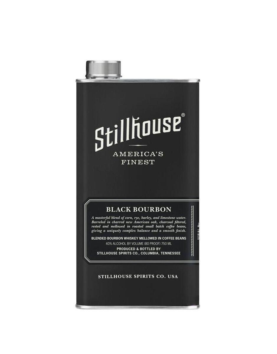 Stillhouse Black Bourbon 750ml