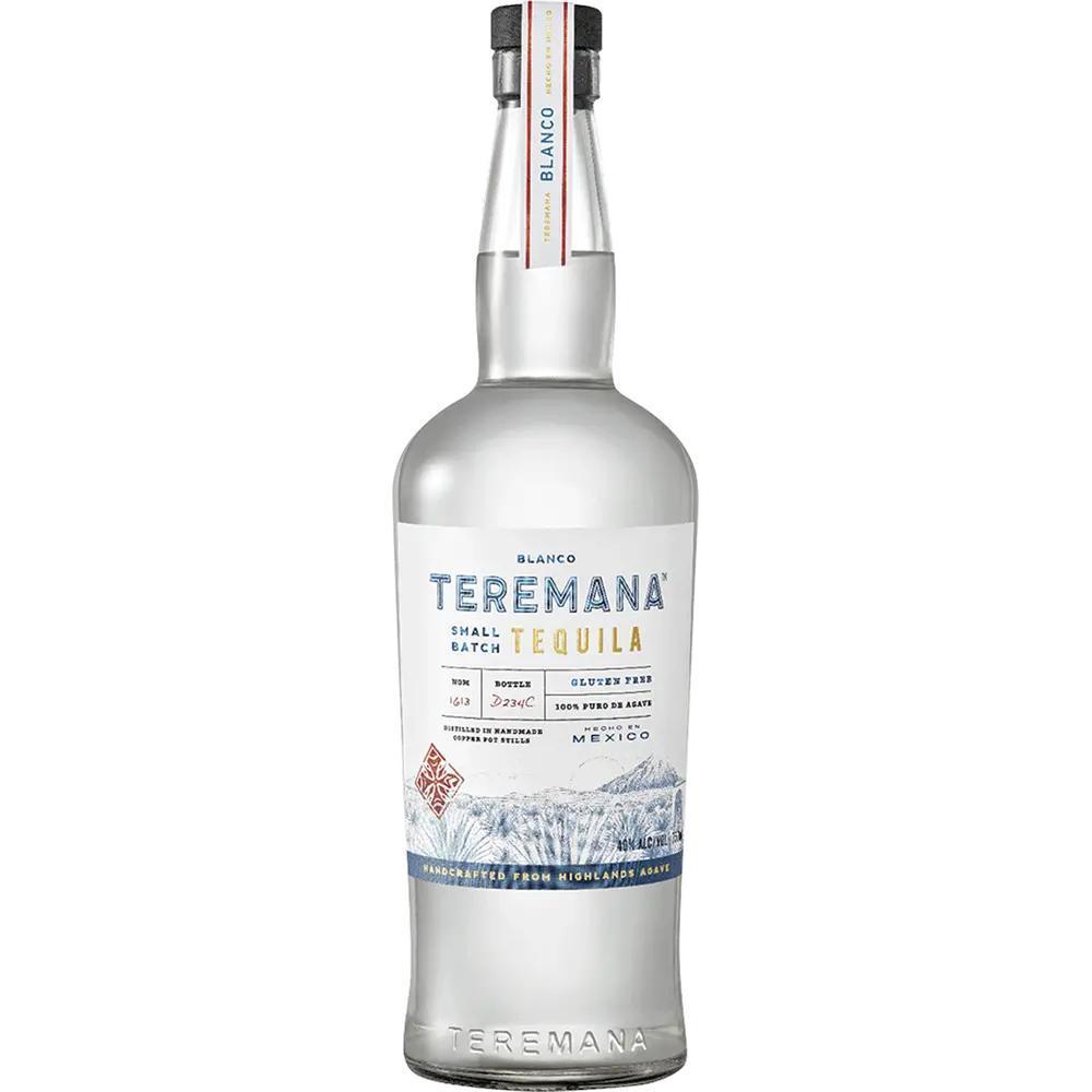 Teremana Blanco Tequila Small Batch 1L
