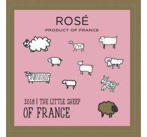 2019 The Little Sheep Rose 750ml