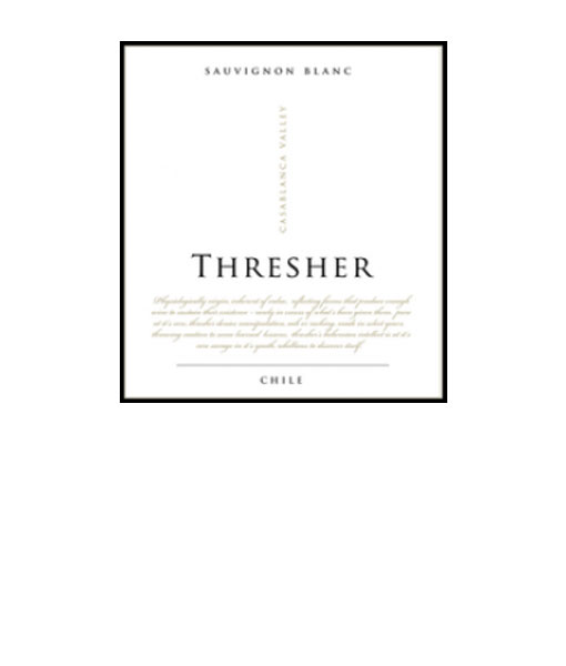 Thresher Sauv Blanc 750Ml