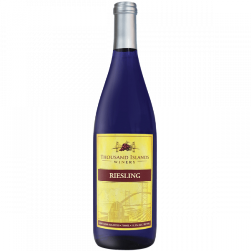 Thousand Islands Riesling 750ml NV