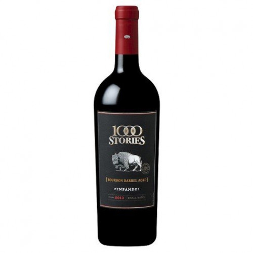 1000 Stories Zinfandel 750ml NV