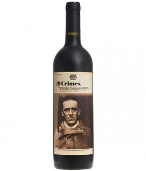 19 Crimes Cabernet Sauvignon 750ml NV