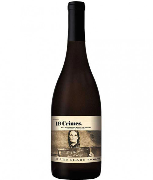 19 Crimes Hard Chardonnay 750ml NV