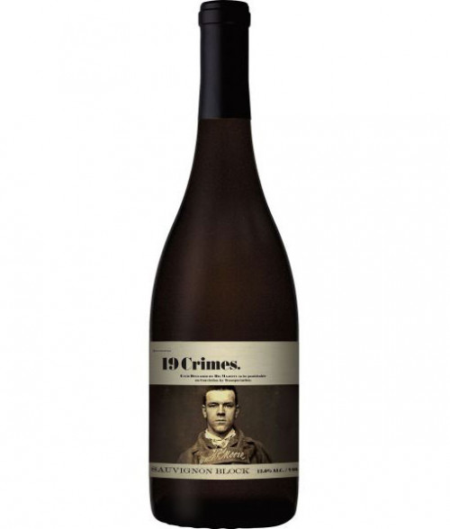 2019 19 Crimes Sauvignon Block 750ml