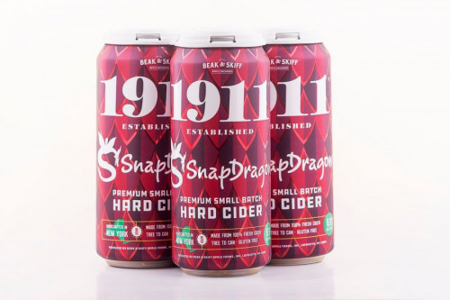 1911 Snapdragon Hard Cider 4Pk-16oz.