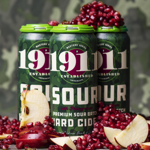 1911 Sour with Pomegranate Hard Cider 4Pk-16oz. Cans