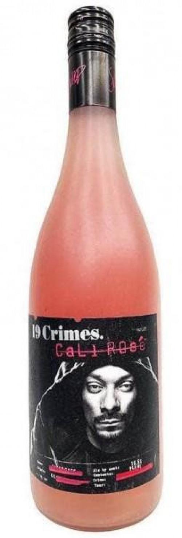 2020 19 Crimes Snoop Cali Rose 750ml