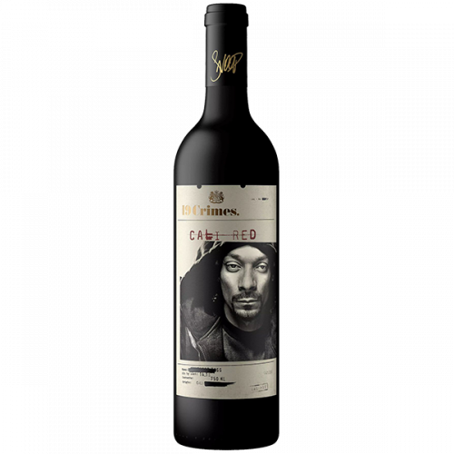 2019 19 Crimes Snoop Cali Red 750ml