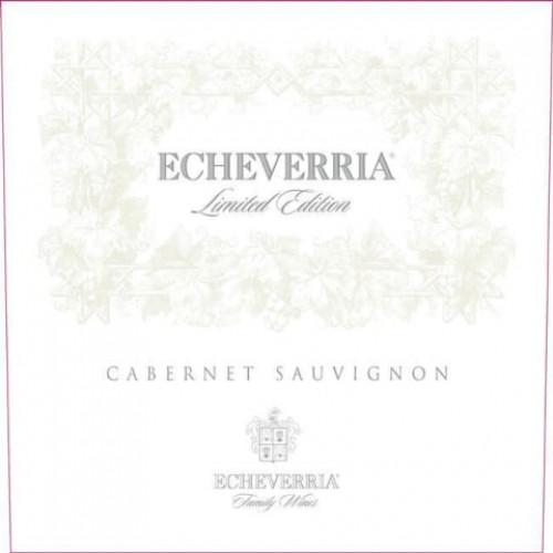 2011 Echeverria Limited Edition Cabernet Sauvignon 750Ml