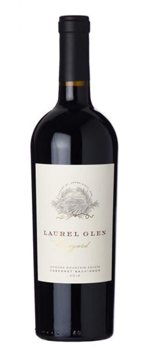 2012 Laurel Glen Sonoma Mountain Cabernet Sauvignon 750ml