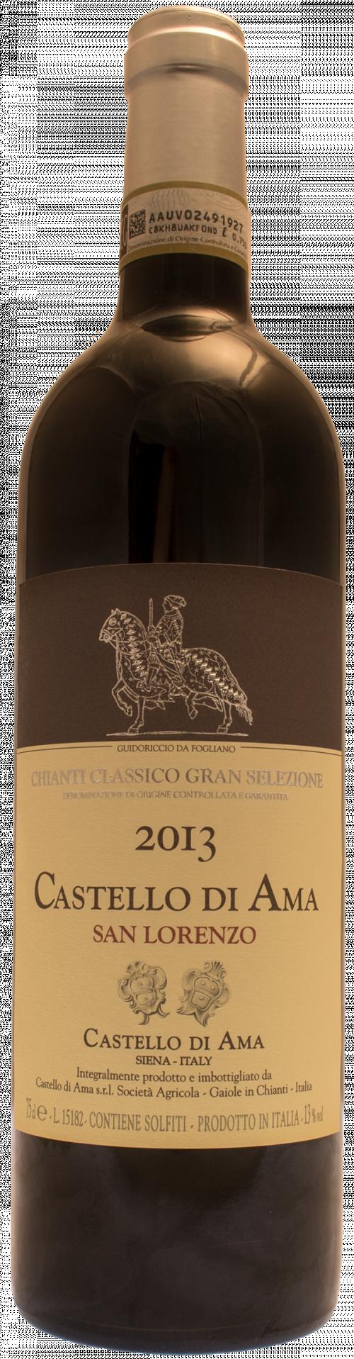 2016 Castello Di Ama San Lorenzo Chianti Classico Gran Selezione 750ml