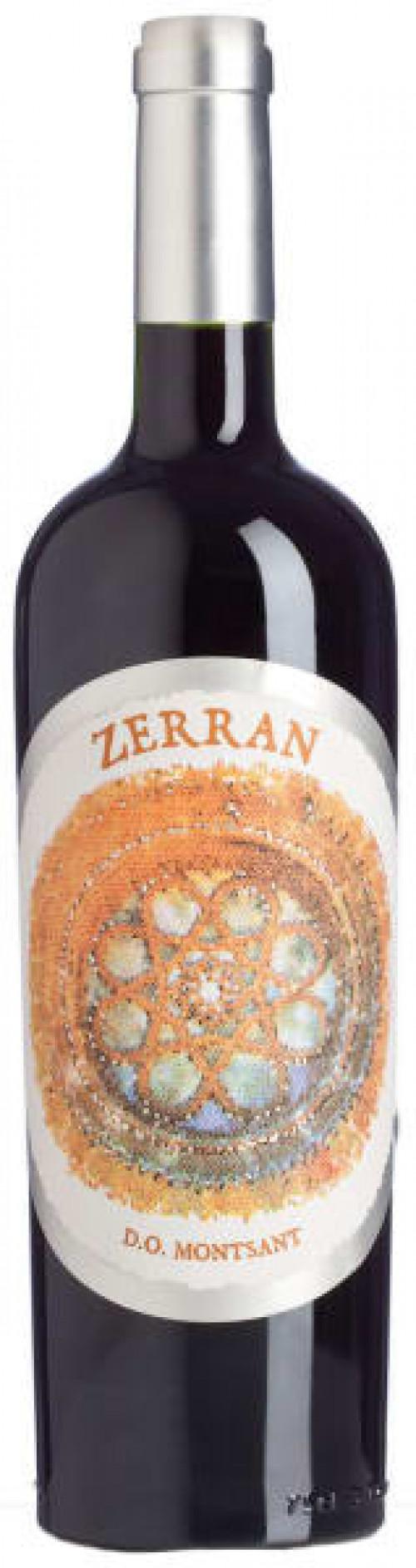 2014 Montsant Zerran Red 750ml