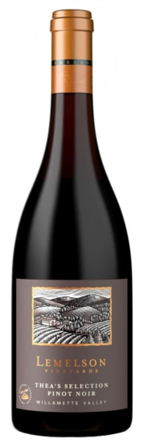 2017 Lemelson Thea's Selection Pinot Noir 750ml