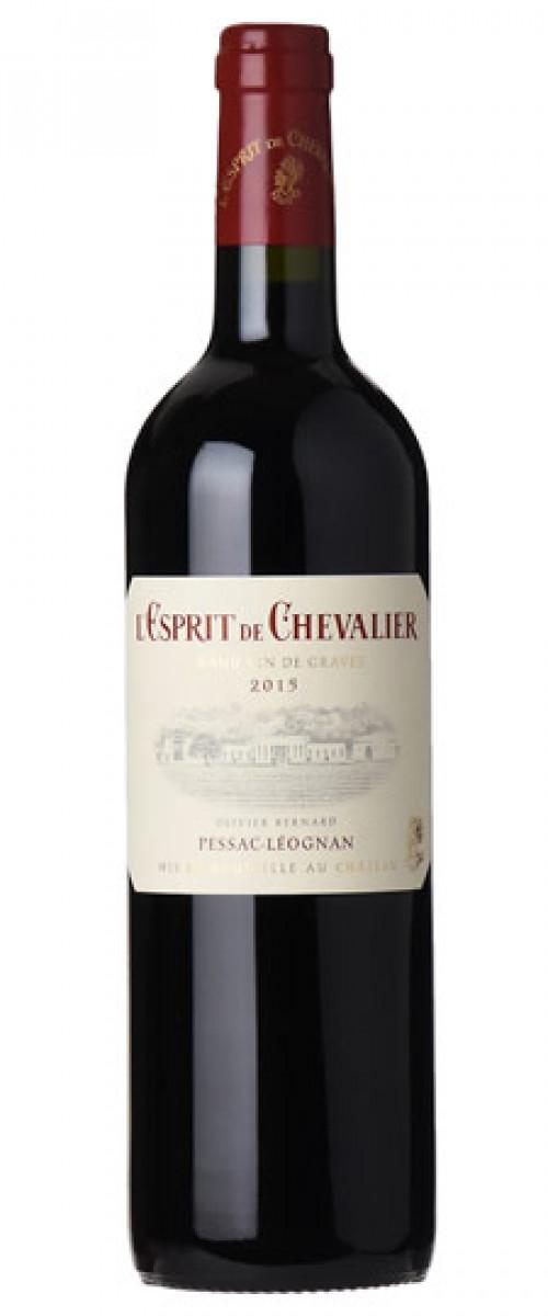 2015 L'esprit De Chevalier Rouge 750ml