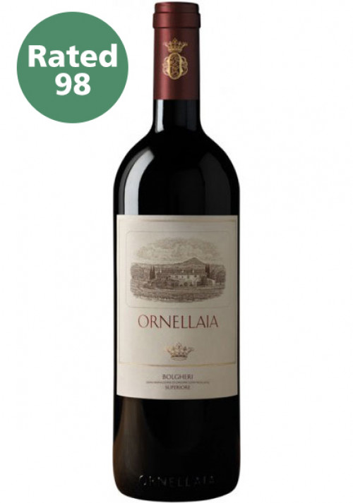2015 Ornellaia Bolgheri Superiore 750ml