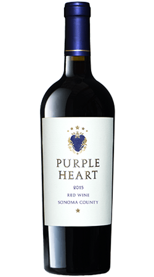 2015 Purple Heart Red 750Ml