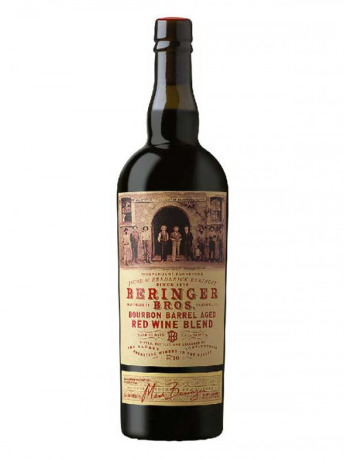 2017 Beringer Bros Bourbon Barrel Red 750ml