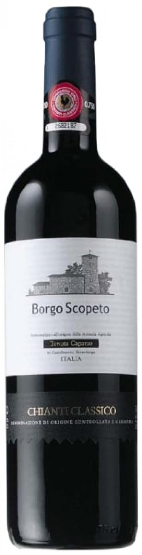 2017 Borgo Scopeto Chianti Classico 750ml
