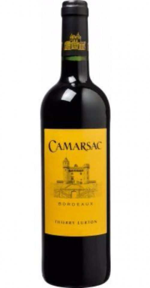 2018 Chateau De Camarsac Red 750ml