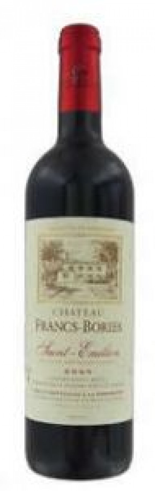 2016 Chateau Francs Bories, Saint-Emilion 750ml
