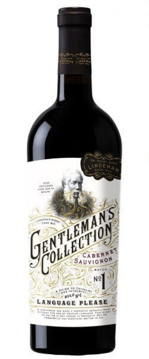 2017 Gentlemans Collection Cabernet Sauvignon 750ml