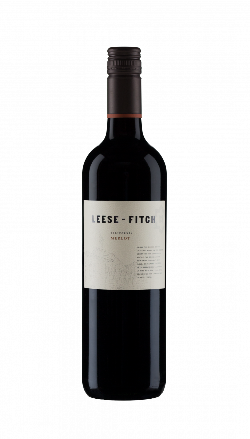2017 Leese Fitch Merlot 750ml