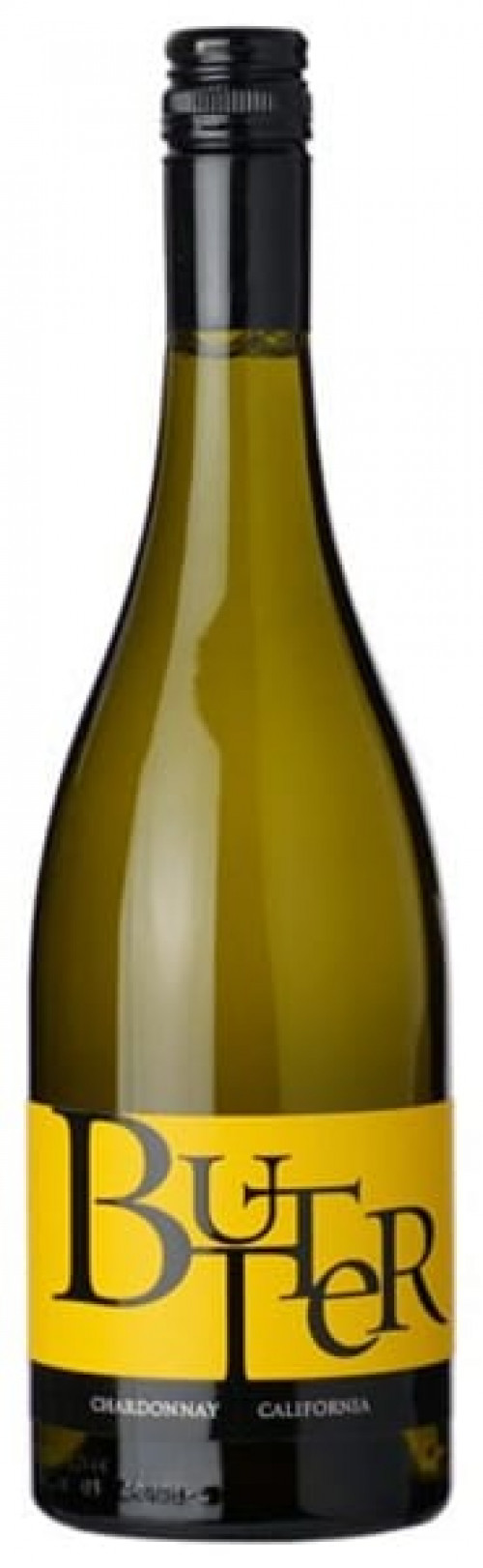 2017 Butter Chardonnay 750ml