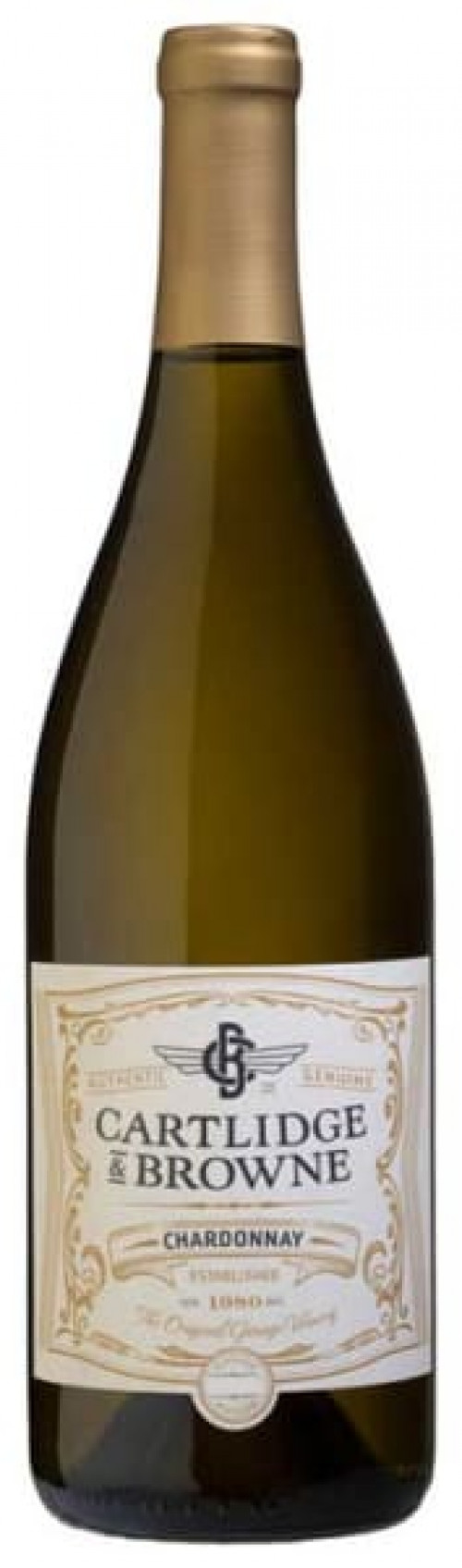 2017 Cartlidge & Browne Chardonnay 750ml