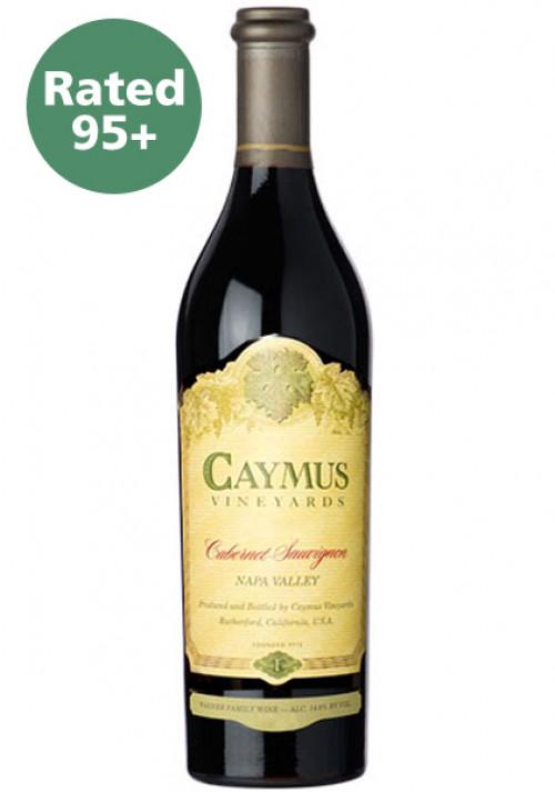 2018 Caymus Napa Cabernet Sauvignon 750ml